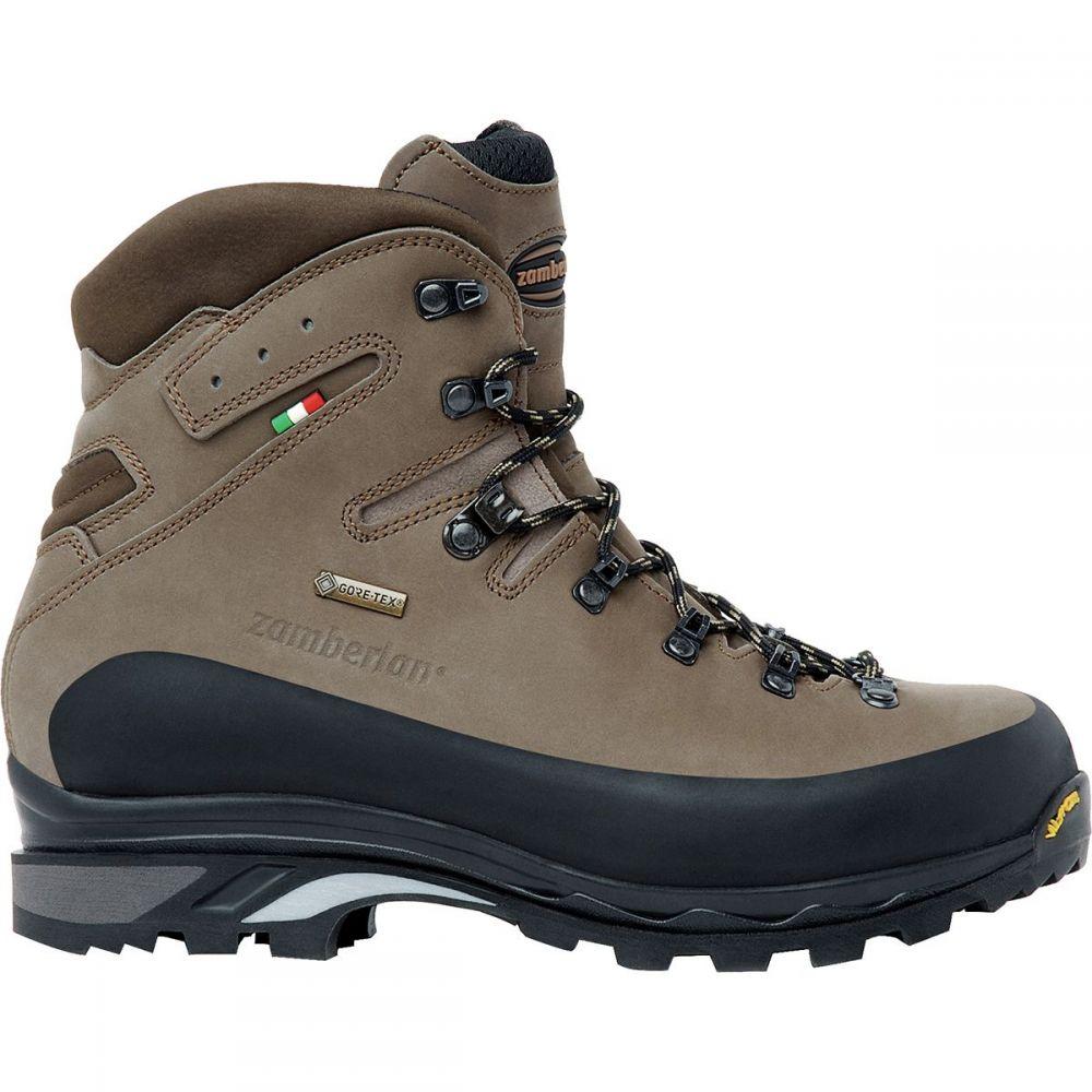 ザンバラン Zamberlan メンズ ハイキング・登山 シューズ・靴【Guide GTX RR Backpacking Boots】Dark Brown
