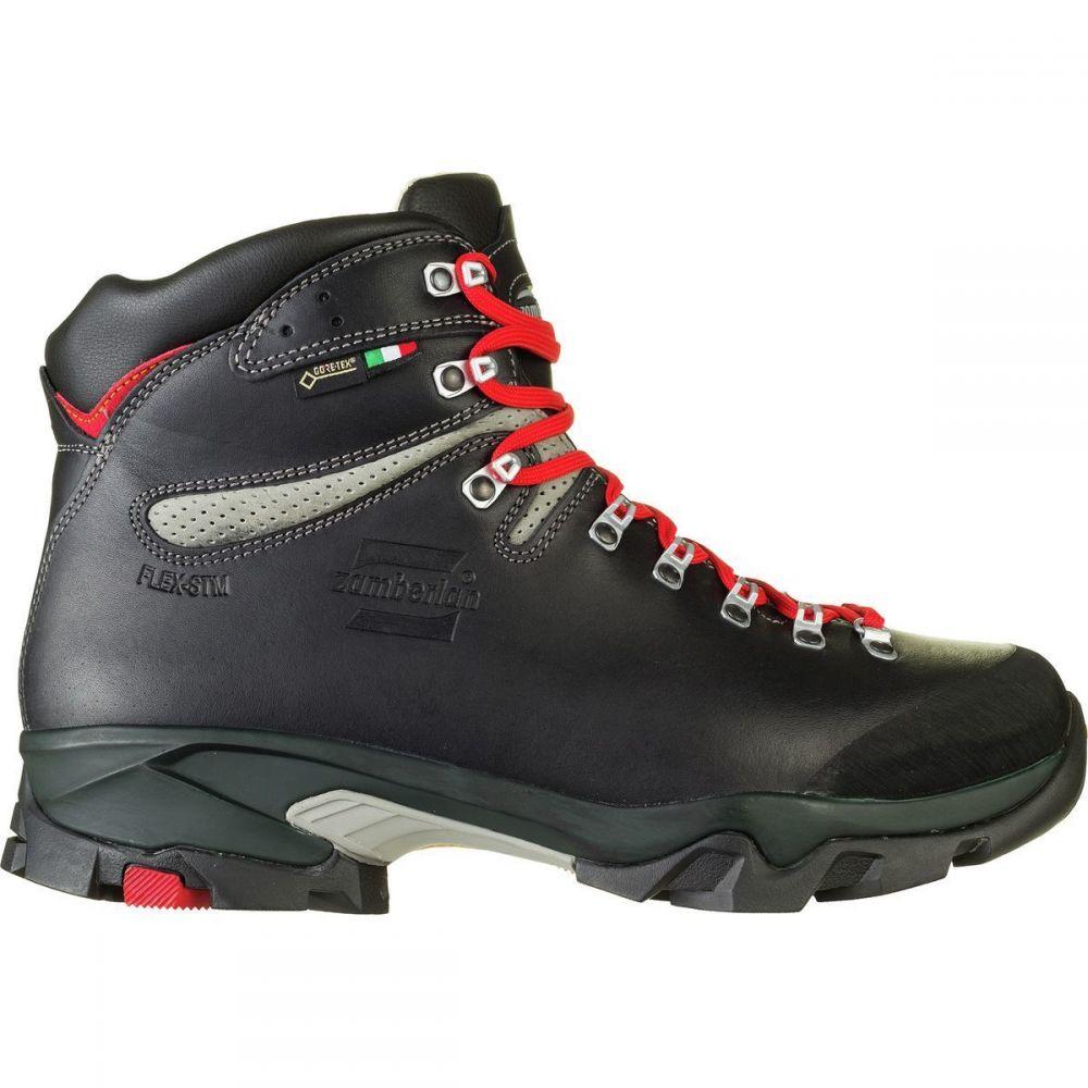 ザンバラン Zamberlan メンズ ハイキング・登山 シューズ・靴【Vioz Lux GTX RR Backpacking Boots】Waxed Black