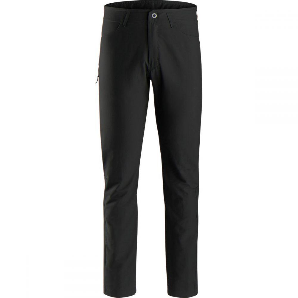 アークテリクス Arc'teryx メンズ ハイキング・登山 ボトムス・パンツ【Creston Pants】Black