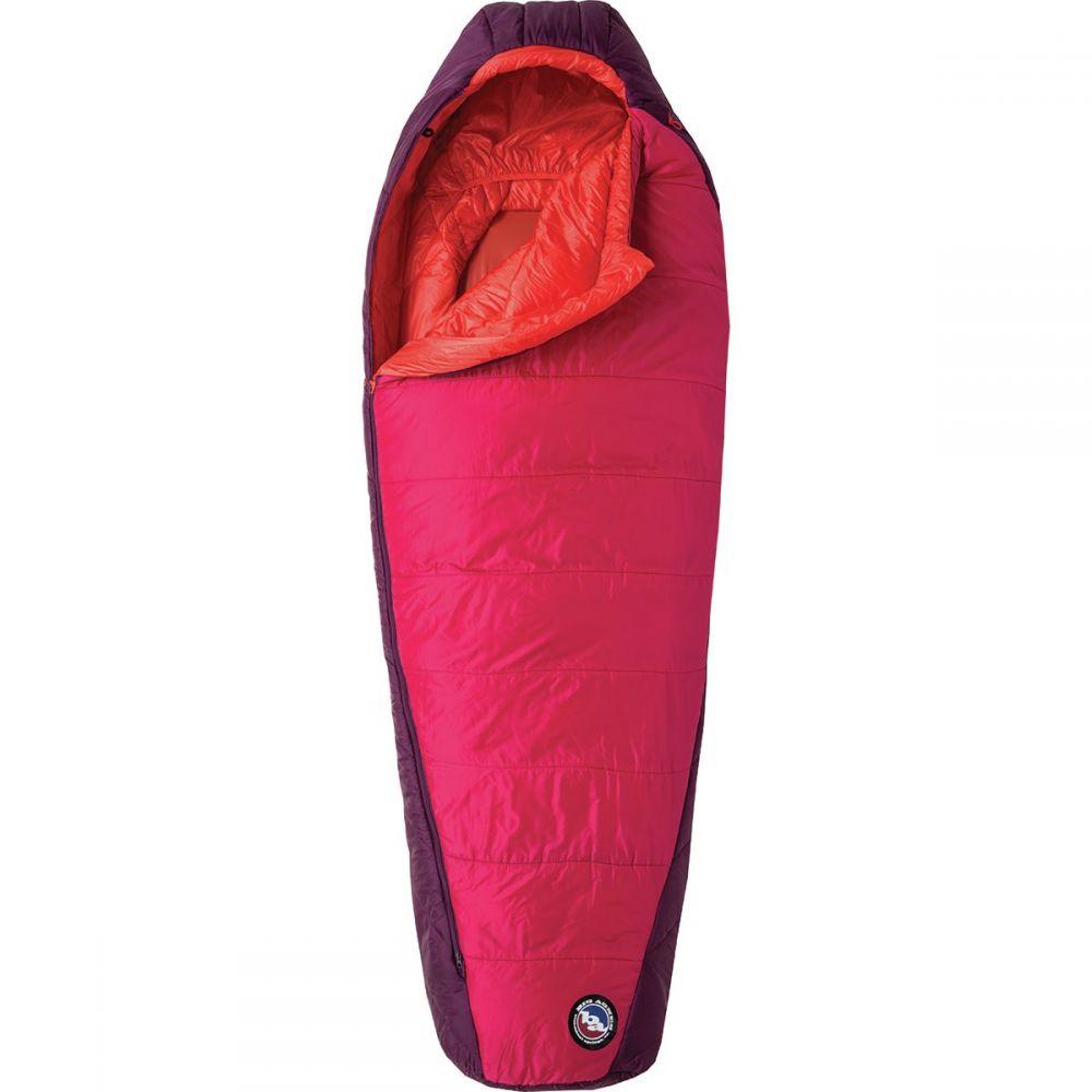 ビッグアグネス Big Agnes レディース ハイキング・登山【Sunbeam Sleeping Bag: 30 Degree Synthetic】Red/Paprika