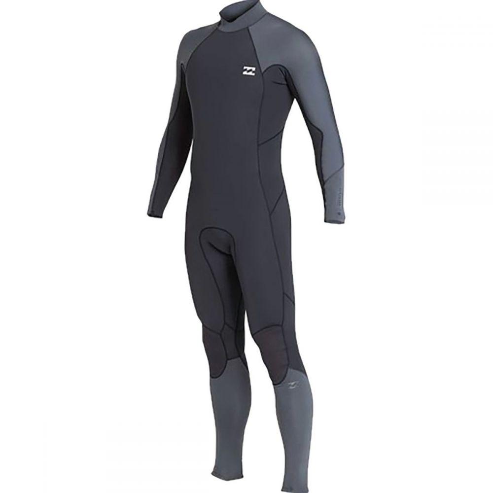 ビラボン Billabong メンズ 水着・ビーチウェア ウェットスーツ【3/2mm Furnace Absolute Back Zip Full Wetsuits】Ash