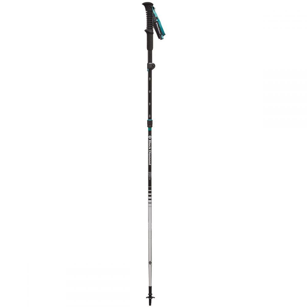 ブラックダイヤモンド Black Diamond レディース ハイキング・登山【Distance FLZ Trekking Poles】Evergreen