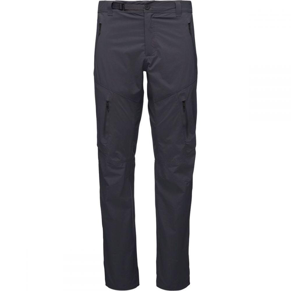 ブラックダイヤモンド Black Diamond メンズ ハイキング・登山 ボトムス・パンツ【Traverse Pants】Carbon