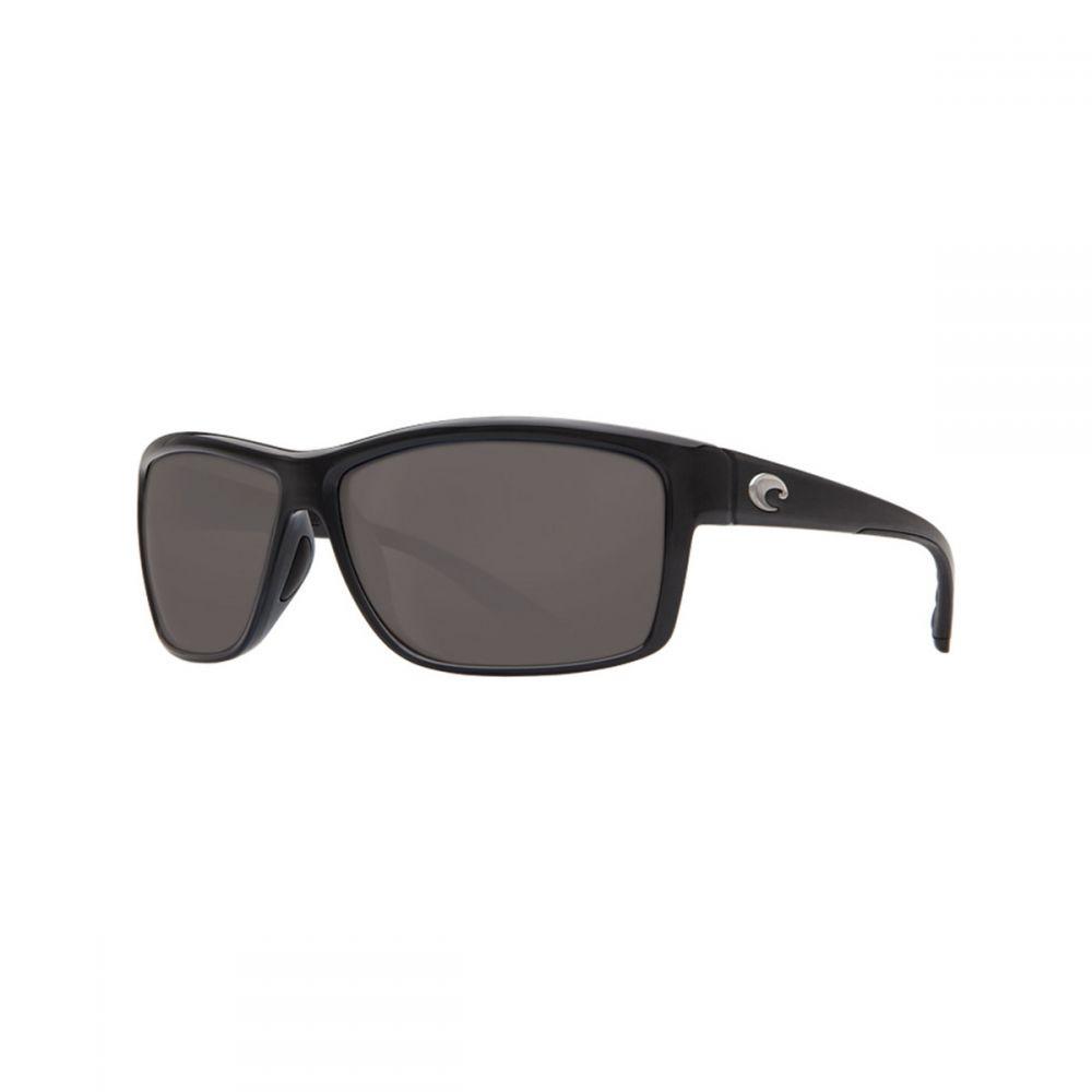 コスタ Costa メンズ メガネ・サングラス【Mag Bay 580G Polarized Sunglasses】Shiny Black Gray 580g