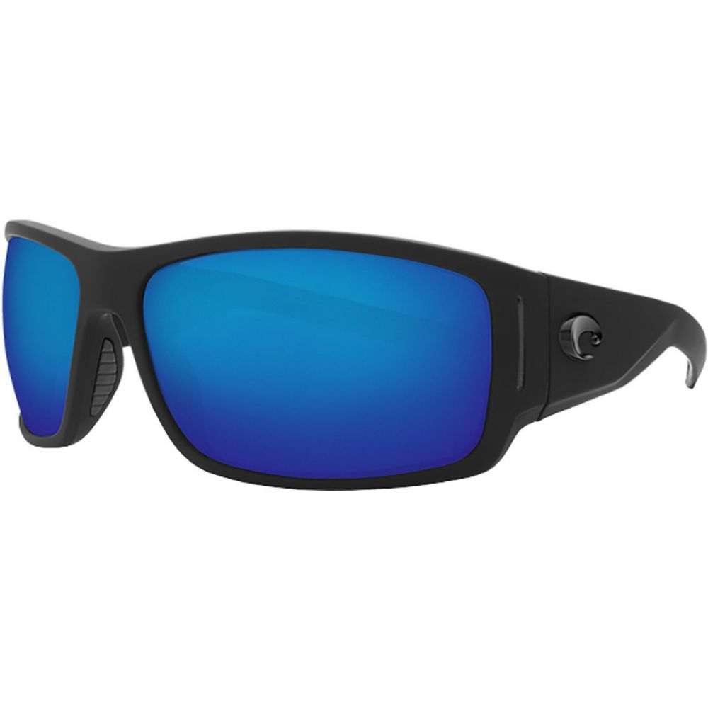 コスタ Costa メンズ メガネ・サングラス【Cape 580P Polarized Sunglasses】Blue Mirror 580p/Steel Gray Metallic Frame