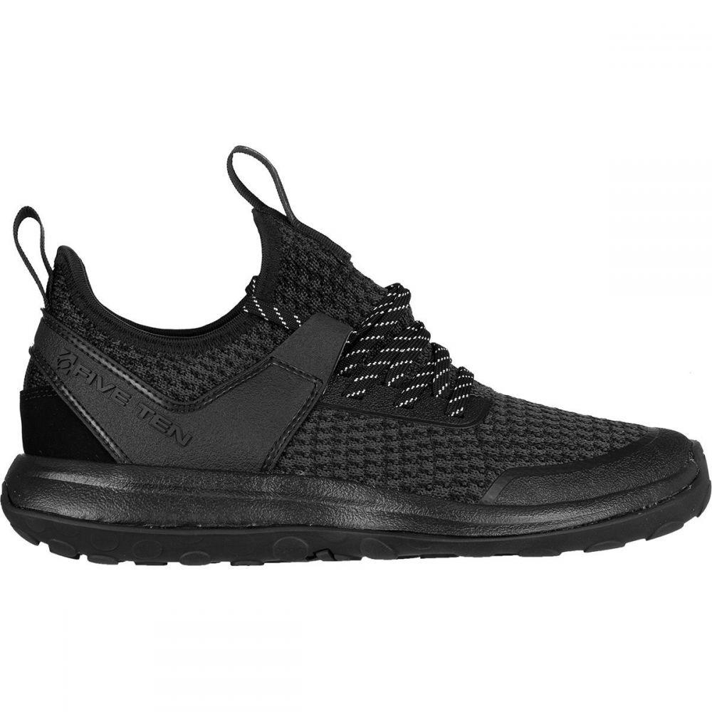 ファイブテン Five Ten レディース ハイキング・登山 シューズ・靴【Access Knit Shoe】Black/Carbon/Ash Grey