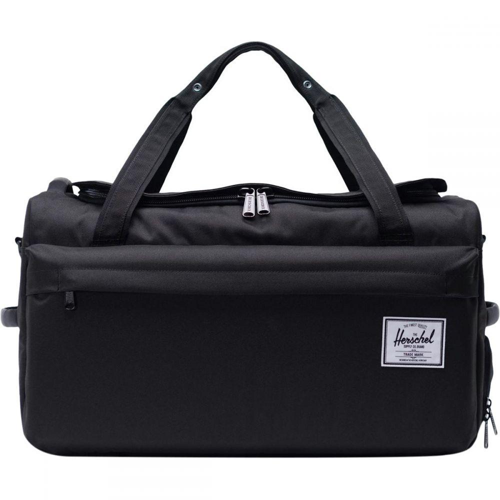 ハーシェル サプライ Herschel Supply レディース バッグ ボストンバッグ・ダッフルバッグ【Outfitter 50L Duffel Bag】Black