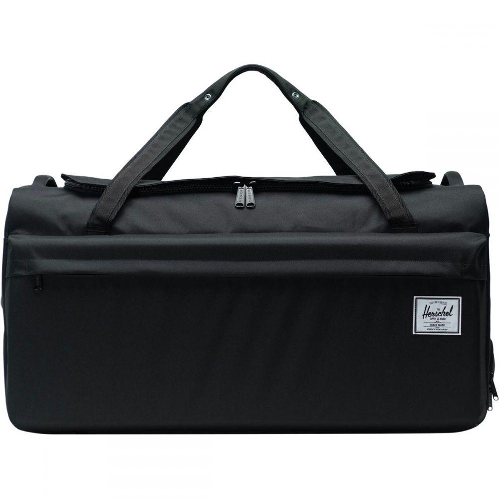 ハーシェル サプライ Herschel Supply レディース バッグ ボストンバッグ・ダッフルバッグ【Outfitter 90L Duffel Bag】Black