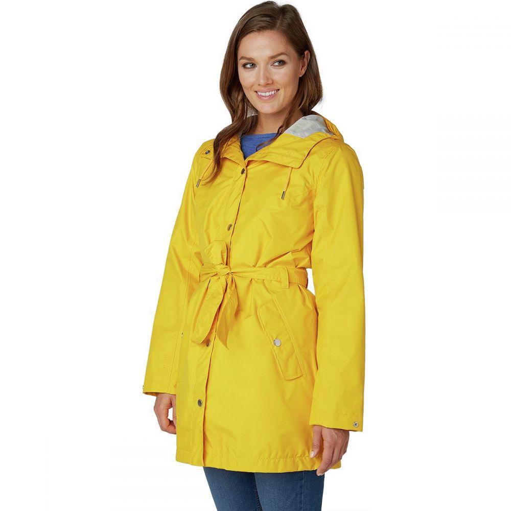 ヘリーハンセン Helly Hansen レディース アウター レインコート【Lyness II Coat】Essential Yellow