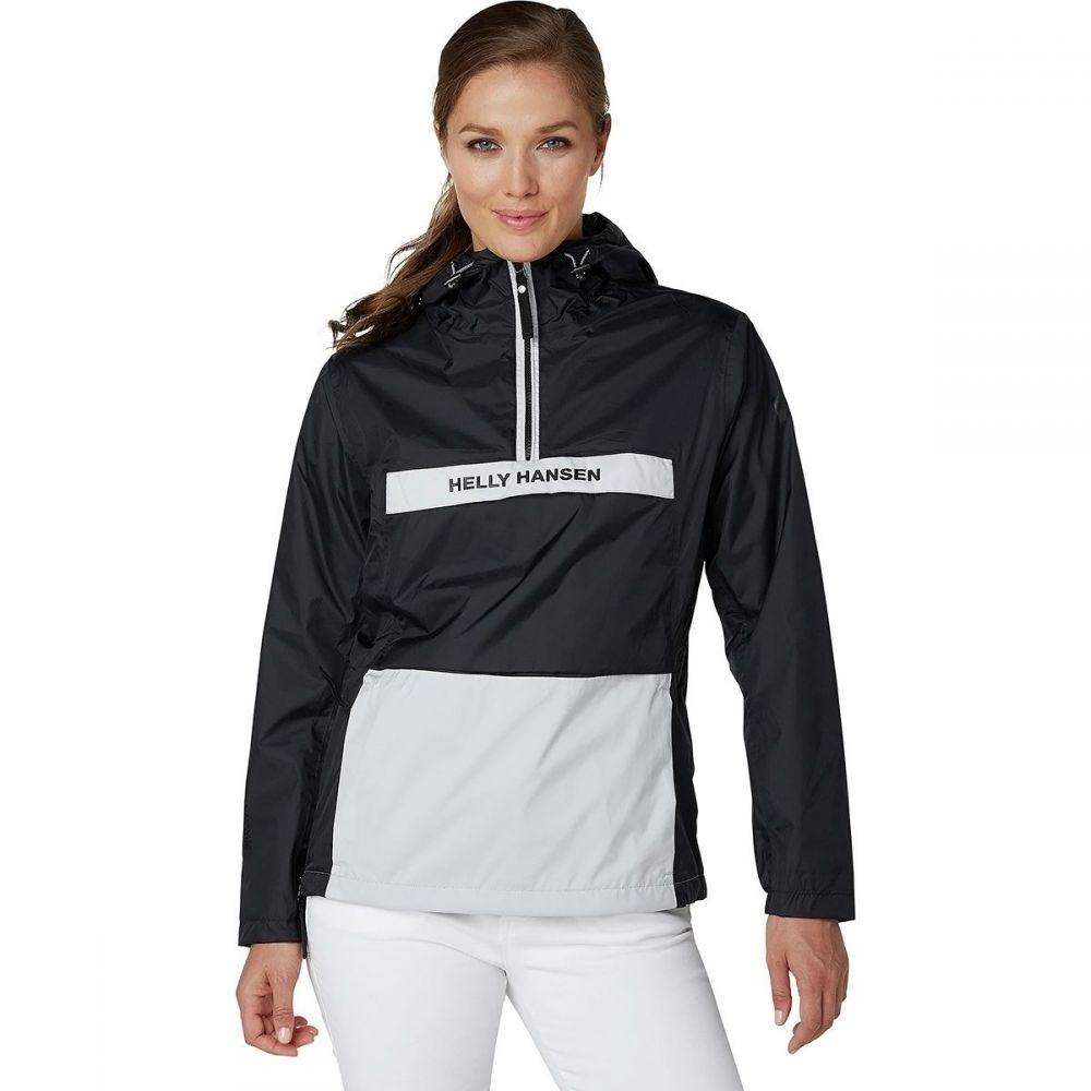 ヘリーハンセン Helly Hansen レディース アウター レインコート【Active Anorak Jacket】Black