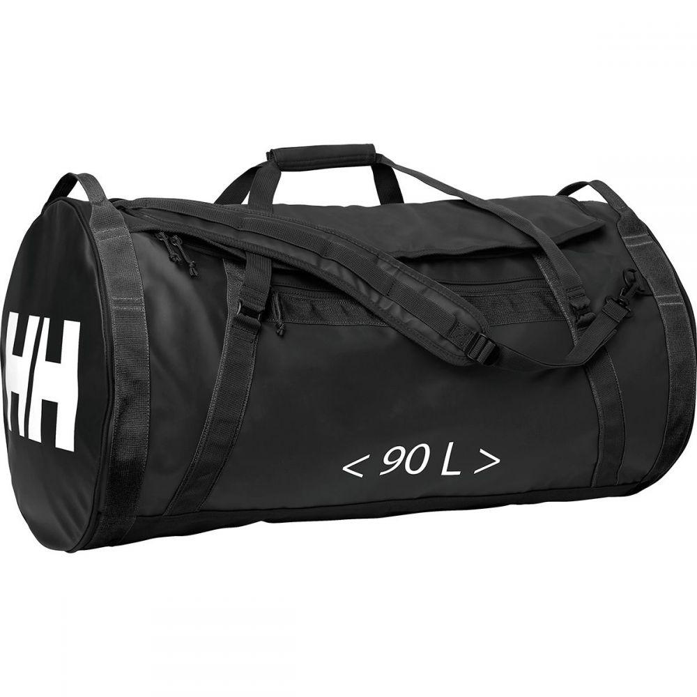ヘリーハンセン Helly Hansen レディース バッグ ボストンバッグ・ダッフルバッグ【Duffel Bag 2 90L】Black