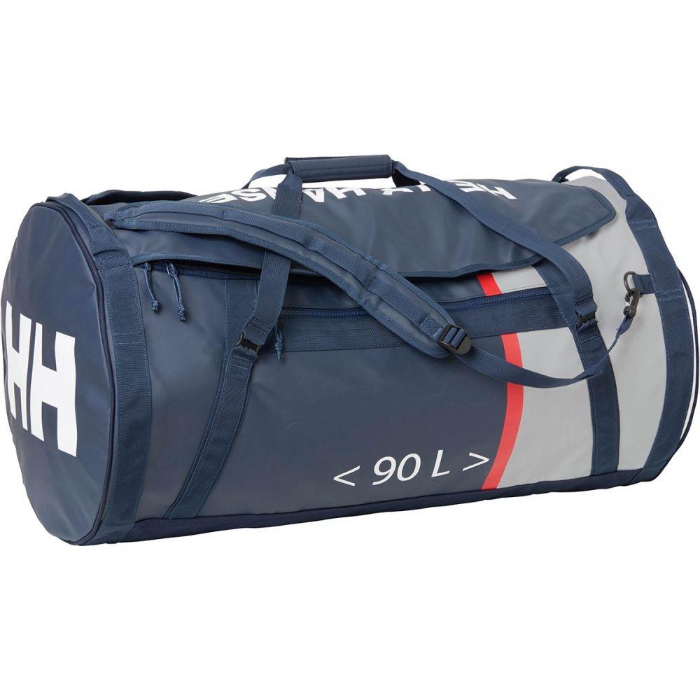 ヘリーハンセン Helly Hansen レディース バッグ ボストンバッグ・ダッフルバッグ【Duffel Bag 2 90L】Evening Blue