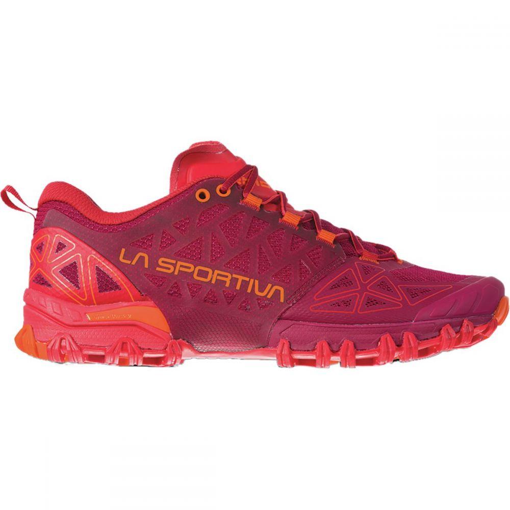 ラスポルティバ La Sportiva レディース ランニング・ウォーキング シューズ・靴【Bushido II Trail Running Shoe】Beet/Garnet