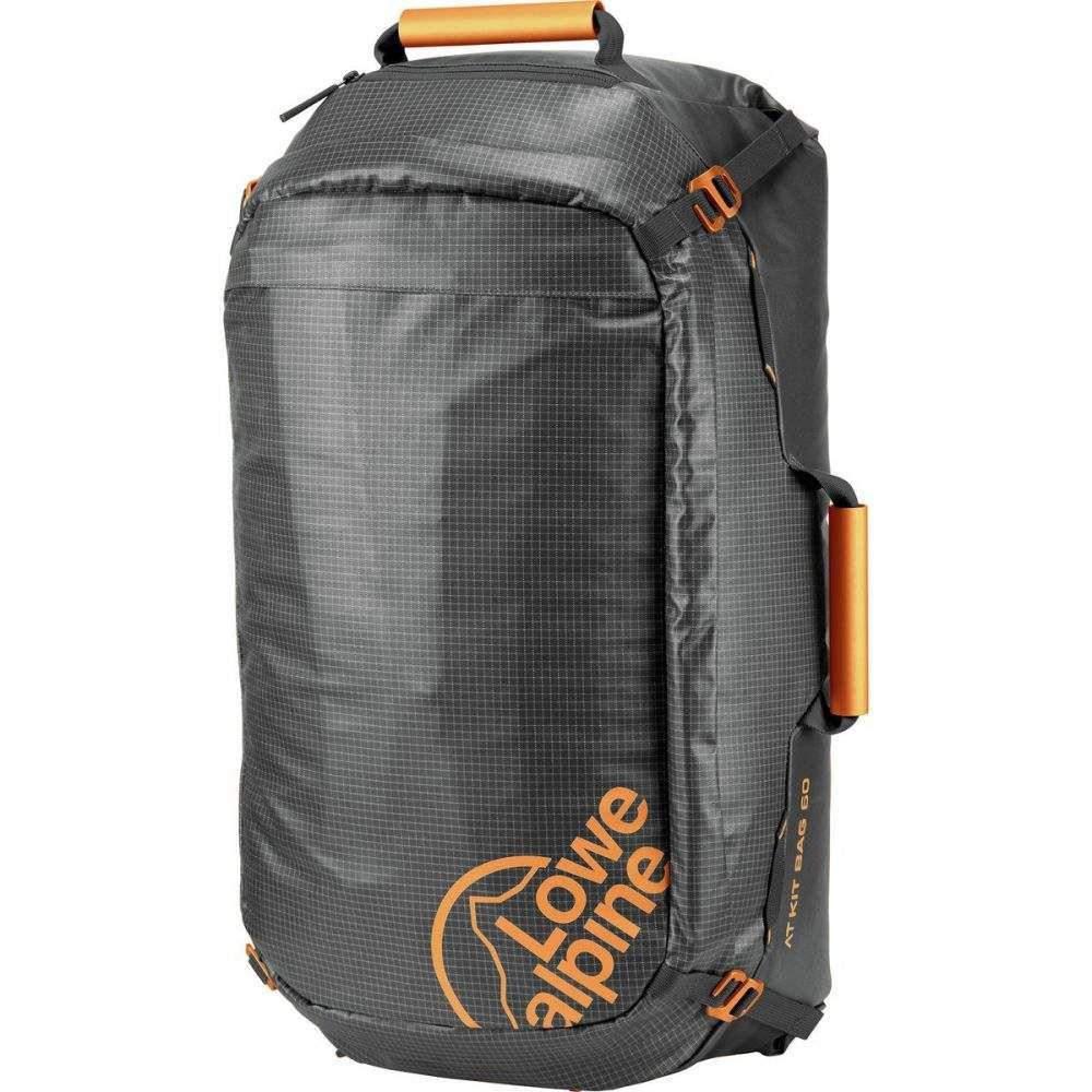 ロエアルピン Lowe Alpine レディース バッグ ボストンバッグ・ダッフルバッグ【AT Kit 60L Duffel】Anthracite/Tangerine