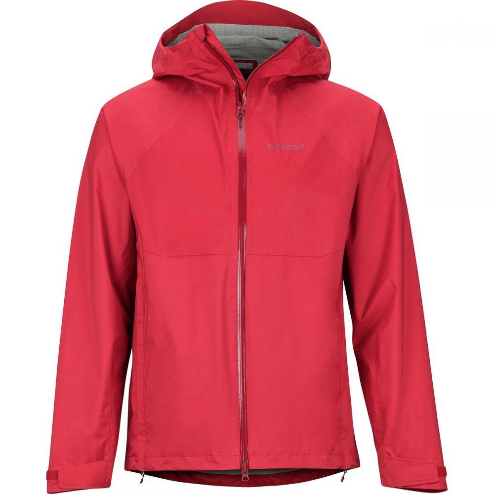 マーモット Marmot メンズ アウター レインコート【PreCip Stretch Jackets】Team Red