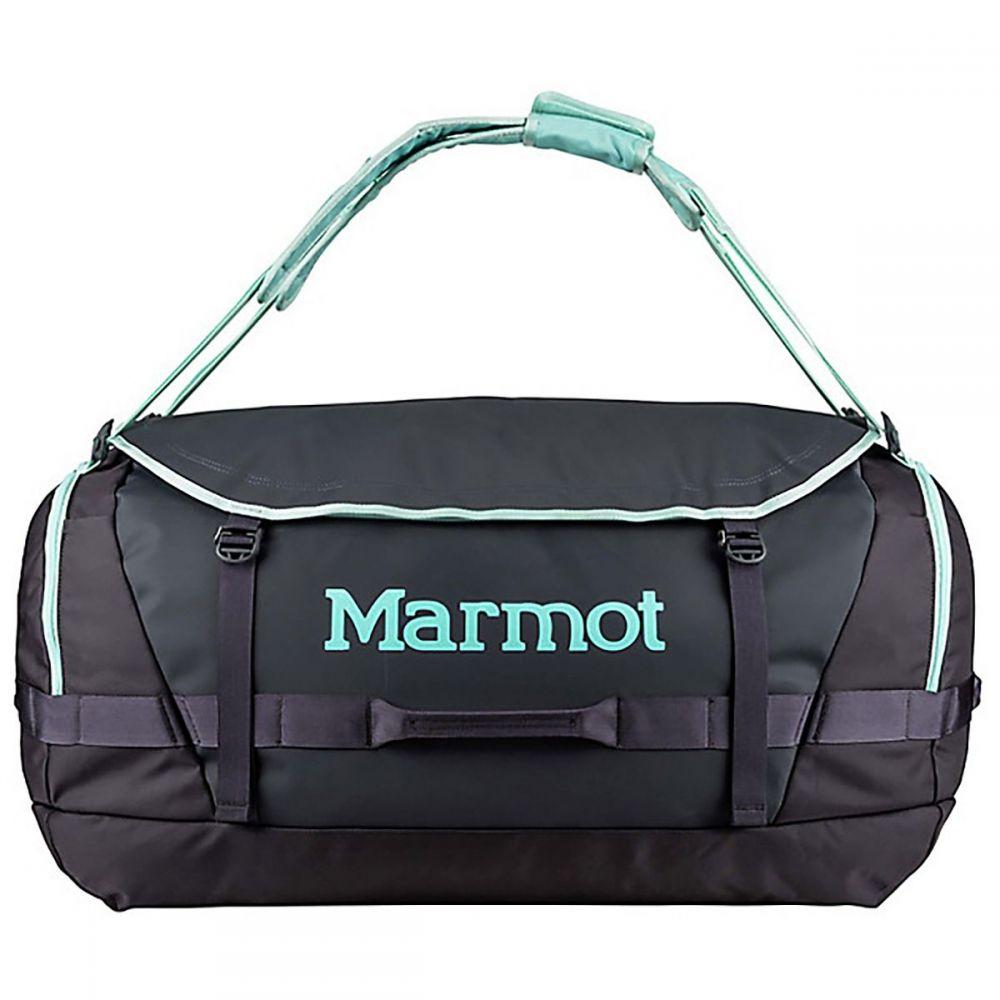 マーモット Marmot レディース バッグ ボストンバッグ・ダッフルバッグ【Long Hauler XLarge 105L Duffel Bag】Dark Charcoal/Blue Tint