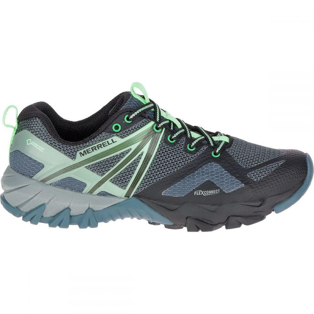 メレル Merrell レディース ハイキング・登山 シューズ・靴【MQM Flex GTX Shoe】Grey/Black