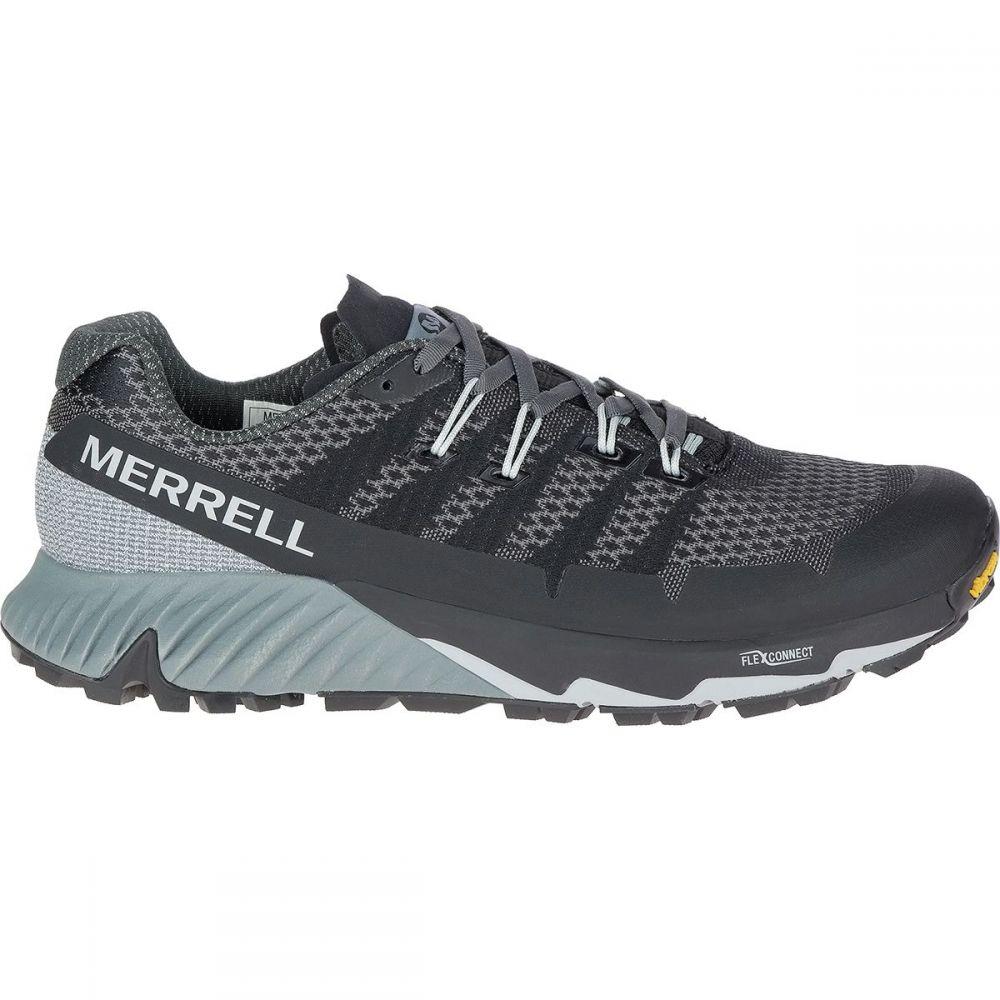 メレル Merrell メンズ ランニング・ウォーキング シューズ・靴【Agility Peak Flex 3 Trail Running Shoes】Black