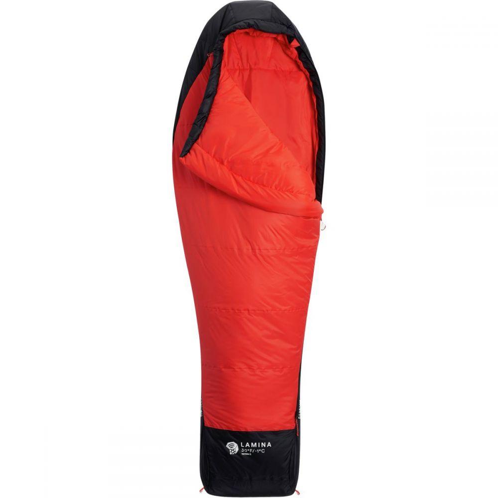 マウンテンハードウェア Mountain Hardwear レディース ハイキング・登山【Lamina Sleeping Bag: 30 Degree Synthetic】Poppy Red