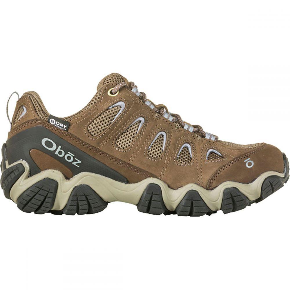 オボズ Oboz レディース ハイキング・登山 シューズ・靴【Sawtooth II Low B - Dry Hiking Shoe】Brindle/Tradewinds Blue
