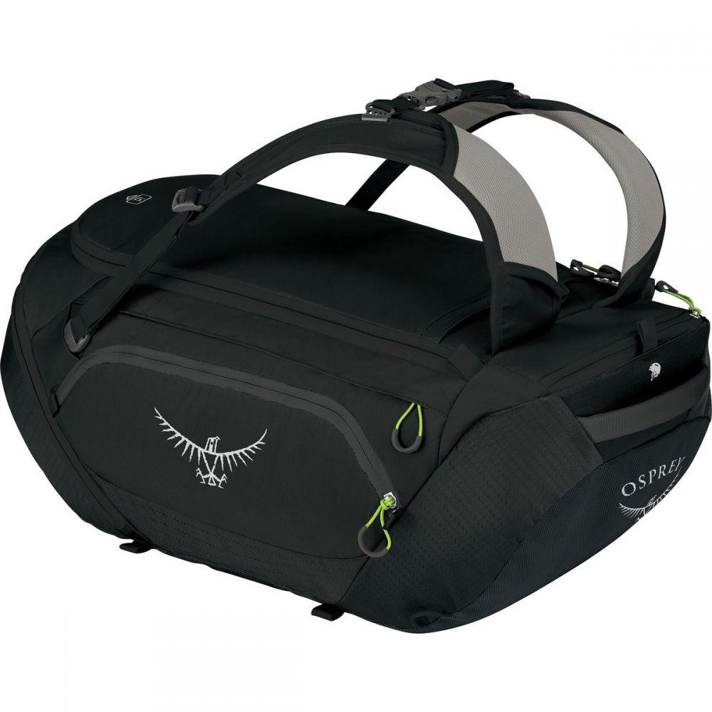 オスプレー Osprey Packs レディース バッグ ボストンバッグ・ダッフルバッグ【SnowKit 45L Duffel】Anthracite Black