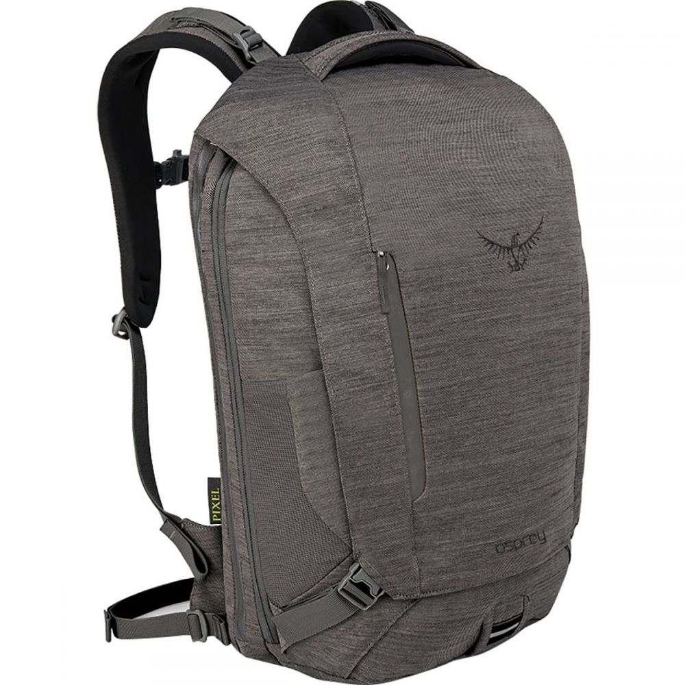 オスプレー Osprey Packs レディース バッグ バックパック・リュック【Pixel 26L Backpack】Shark Grey