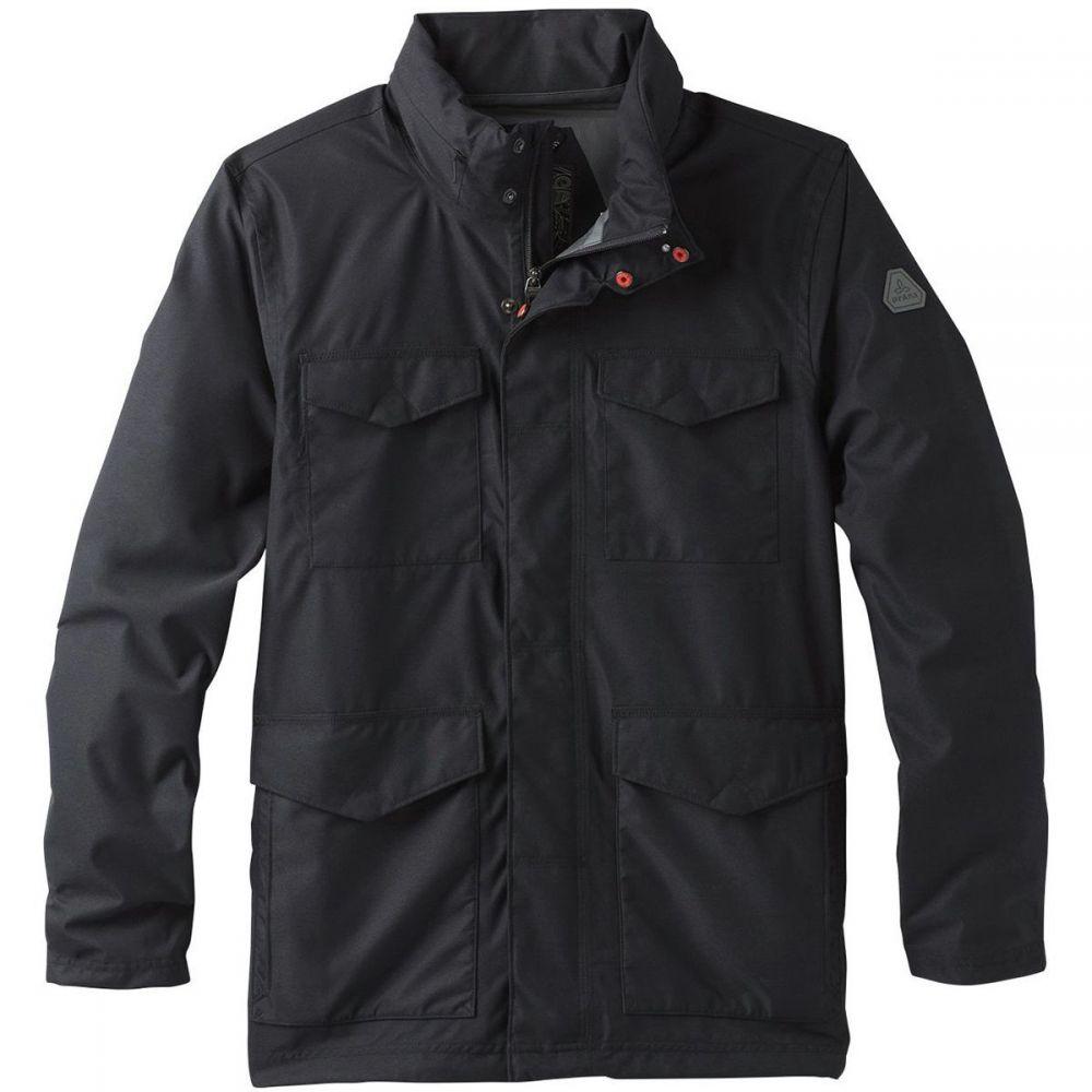 プラーナ Prana メンズ アウター ジャケット【M - 65 Jackets】Black