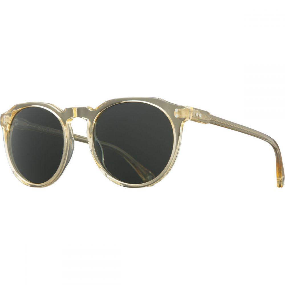 ラエンオプティックス RAEN optics レディース メガネ・サングラス【Remmy 52 Polarized Sunglasses】Champagne Crystal/Green