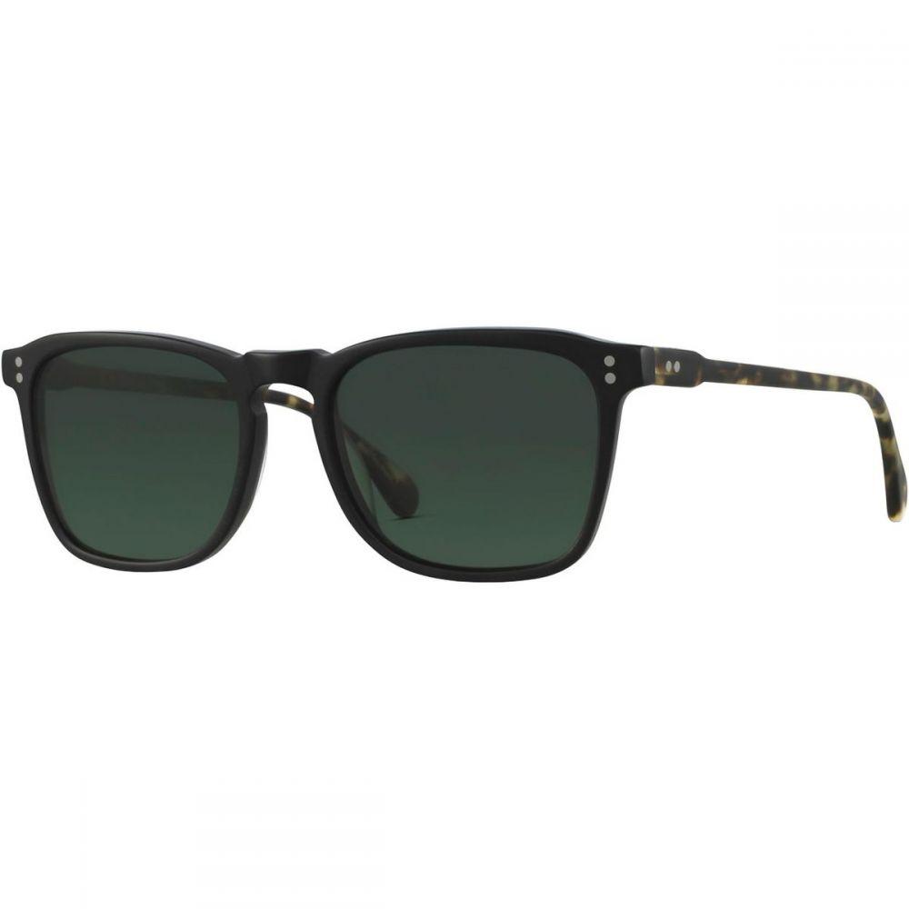 ラエンオプティックス RAEN optics レディース メガネ・サングラス【Wiley Polarized Sunglasses】Matte Black/Matte Brindle/Green