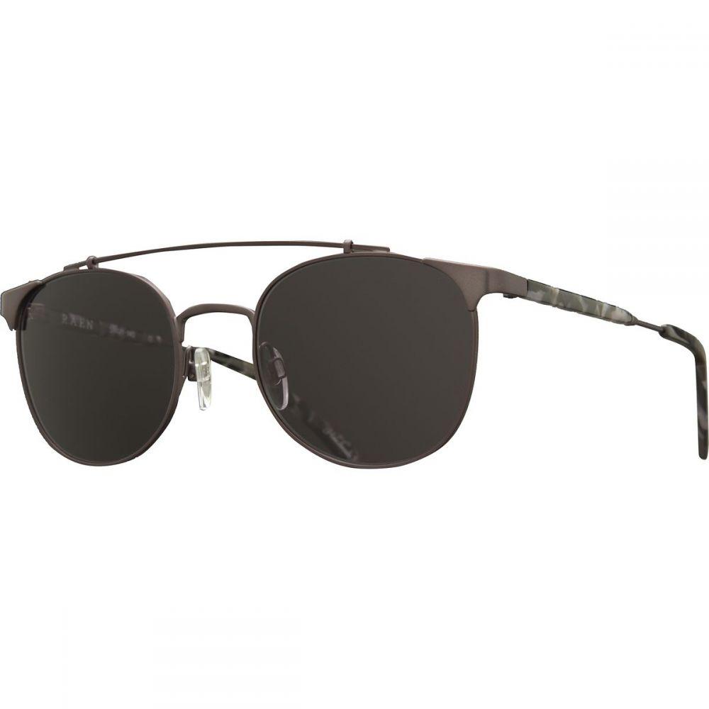 ラエンオプティックス RAEN optics メンズ メガネ・サングラス【Raleigh Sunglasses】Matte Ripple/Smoke