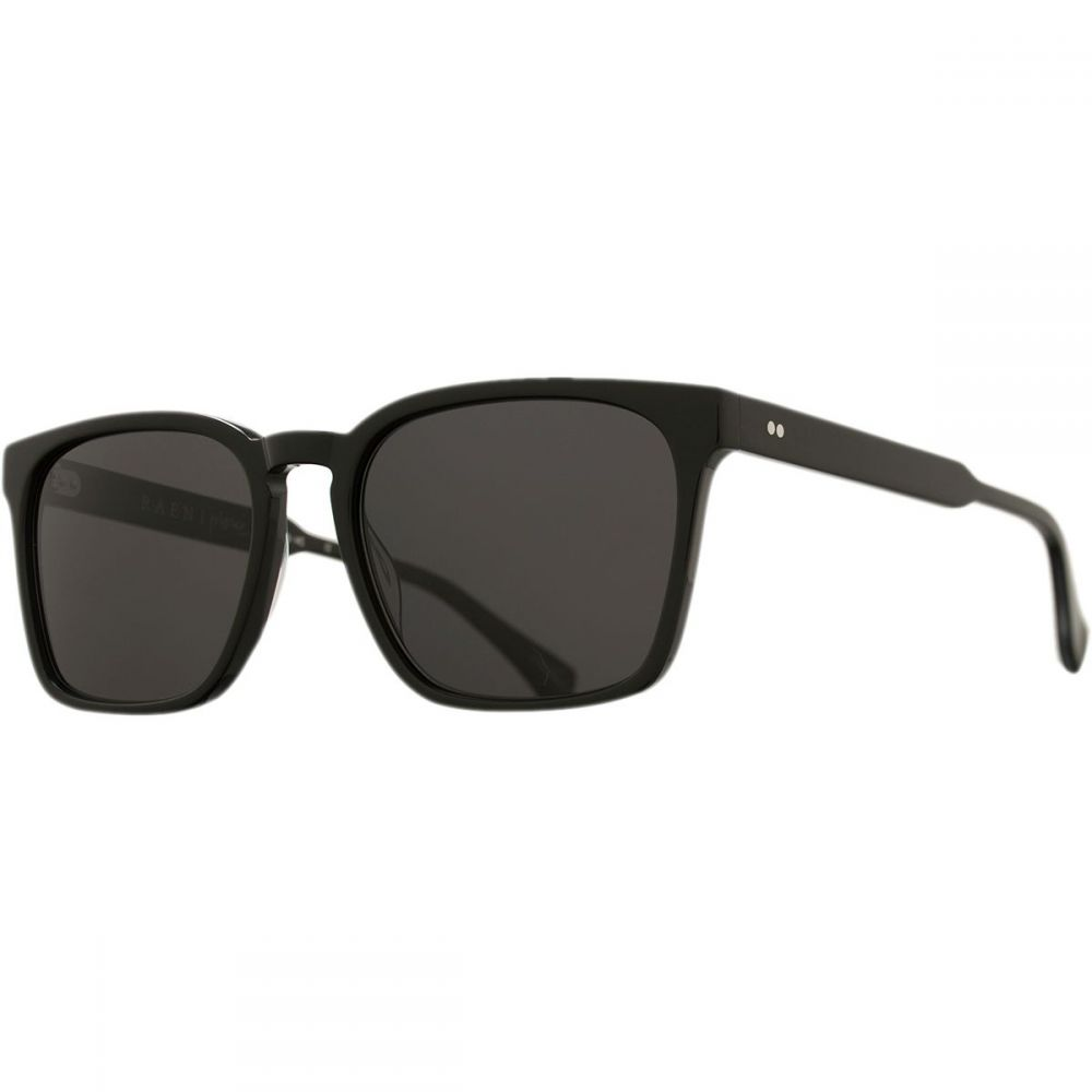 ラエンオプティックス RAEN optics レディース メガネ・サングラス【Pierce Sunglasses】Matte Black/Smoke