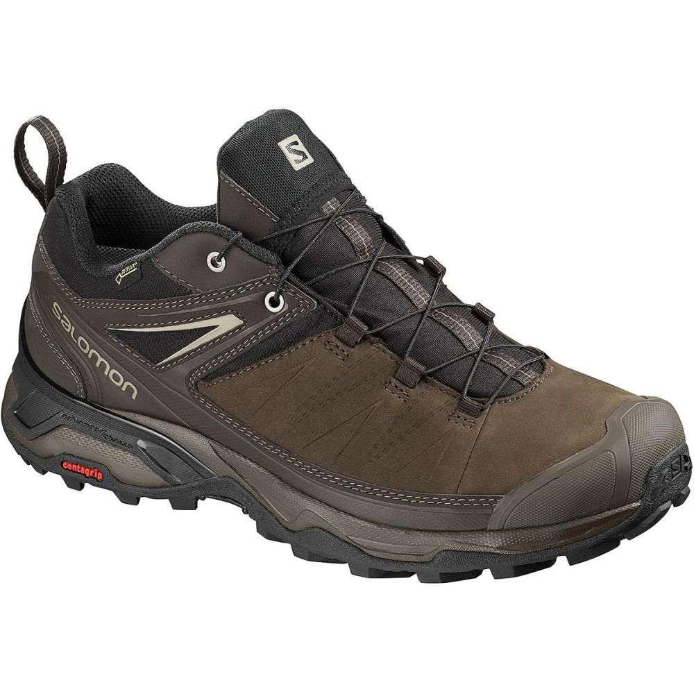 サロモン Salomon メンズ ハイキング・登山 シューズ・靴【X Ultra 3 LTR GTX Hiking Shoes】Delicioso/Bungee Cord/Vintage Kaki