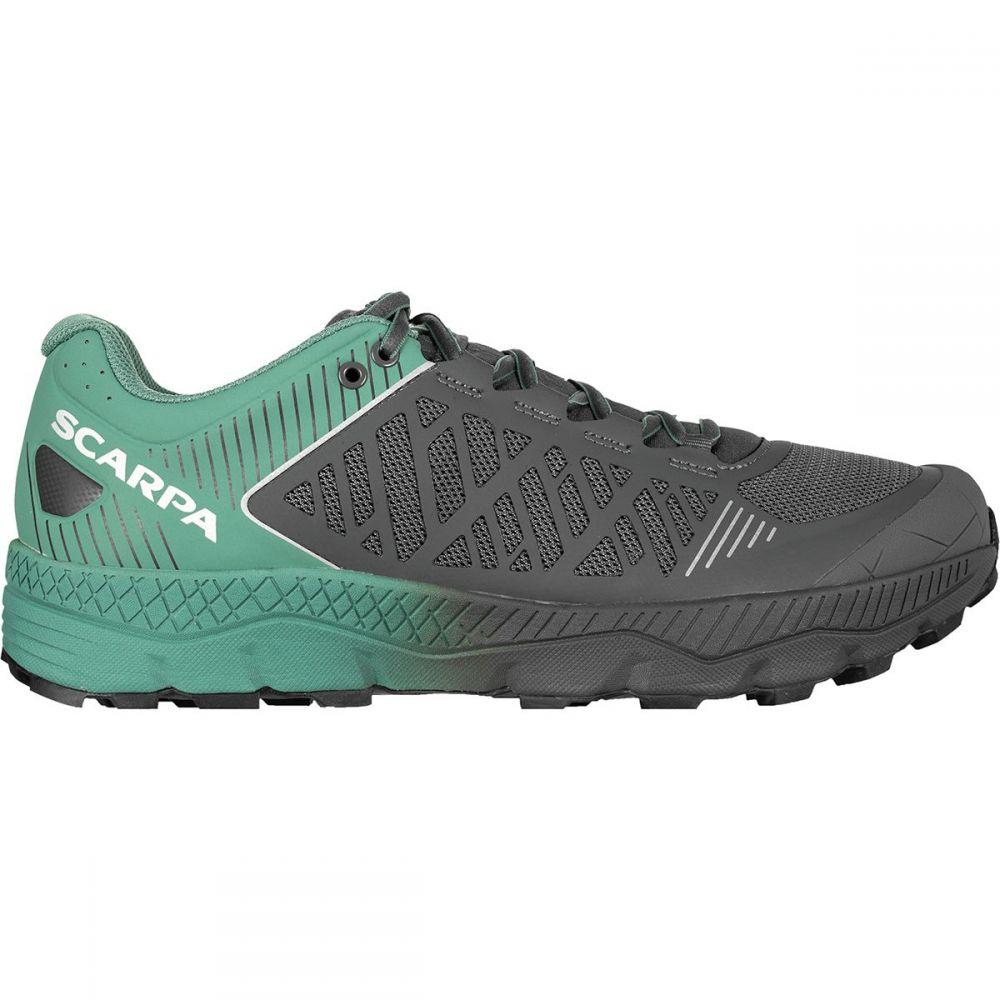 スカルパ Scarpa メンズ ランニング・ウォーキング シューズ・靴【Spin Ultra Running Shoes】Iron/Deep Sea
