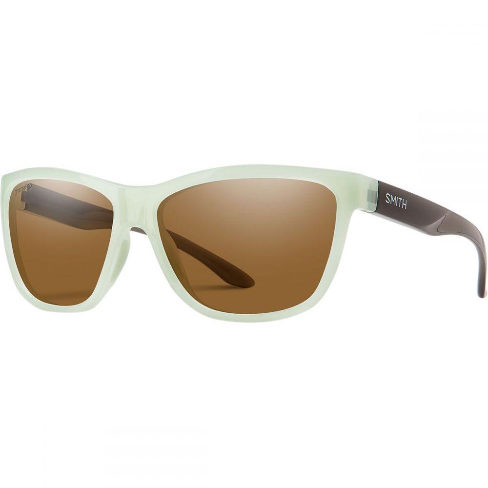 スミス Smith レディース スポーツサングラス【Eclipse ChromaPop Polarized Sunglasses】Icesmoke/Polarized Brown/Chromapop Polarized