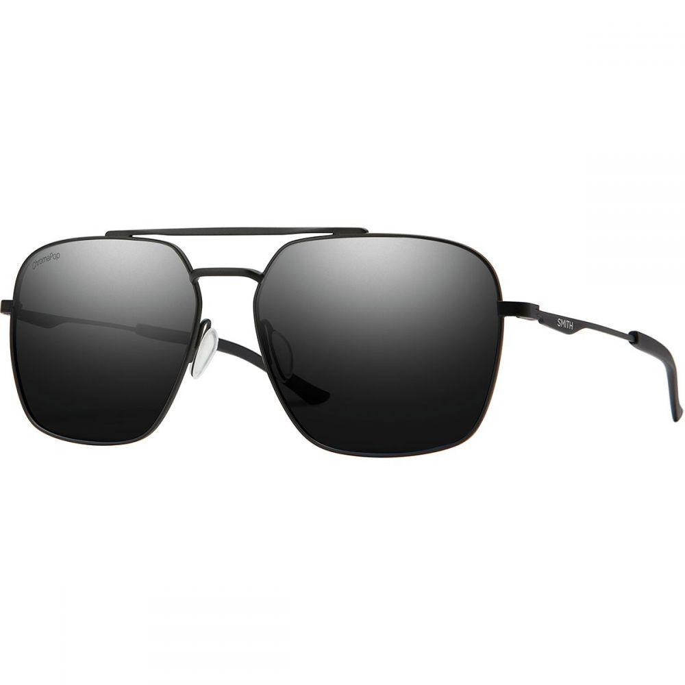 スミス Smith レディース メガネ・サングラス【Double Down Chromapop Sunglasses】Matte Black/Sun Black