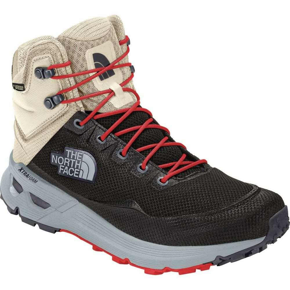 ザ ノースフェイス The North Face メンズ ハイキング・登山 シューズ・靴【Safien Mid GTX Hiking Boots】Blackened Pearl/Mojave Desert Tan