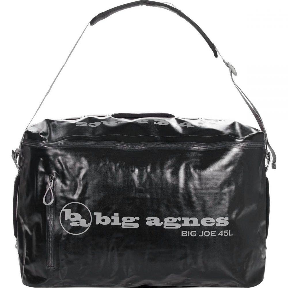 ビッグアグネス Big Agnes レディース バッグ ボストンバッグ・ダッフルバッグ【Big Joe 45L Duffel Bag】Gray