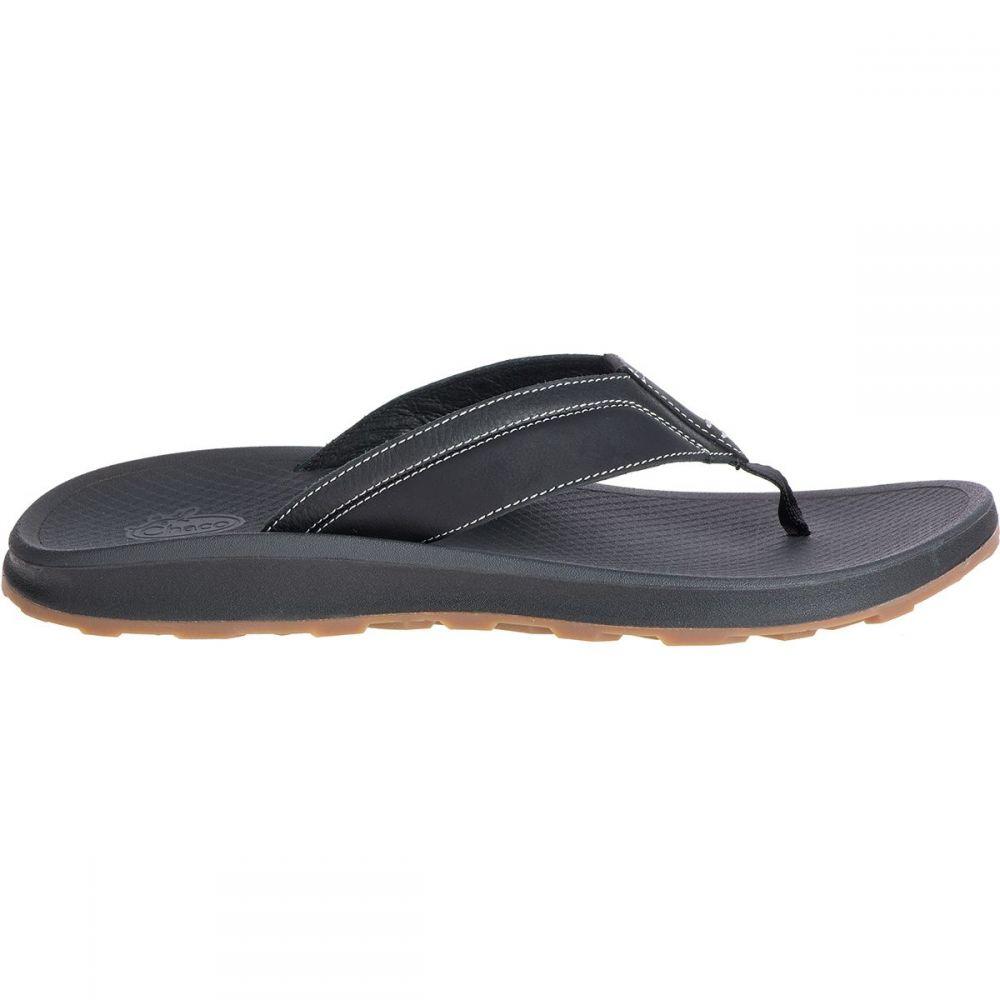 チャコ Chaco メンズ シューズ・靴 ビーチサンダル Leather【Playa Pro Leather Flip Pro Flip Flops】Black, 激安ランジェリー店cozy shop kool:8d3bd728 --- sunward.msk.ru