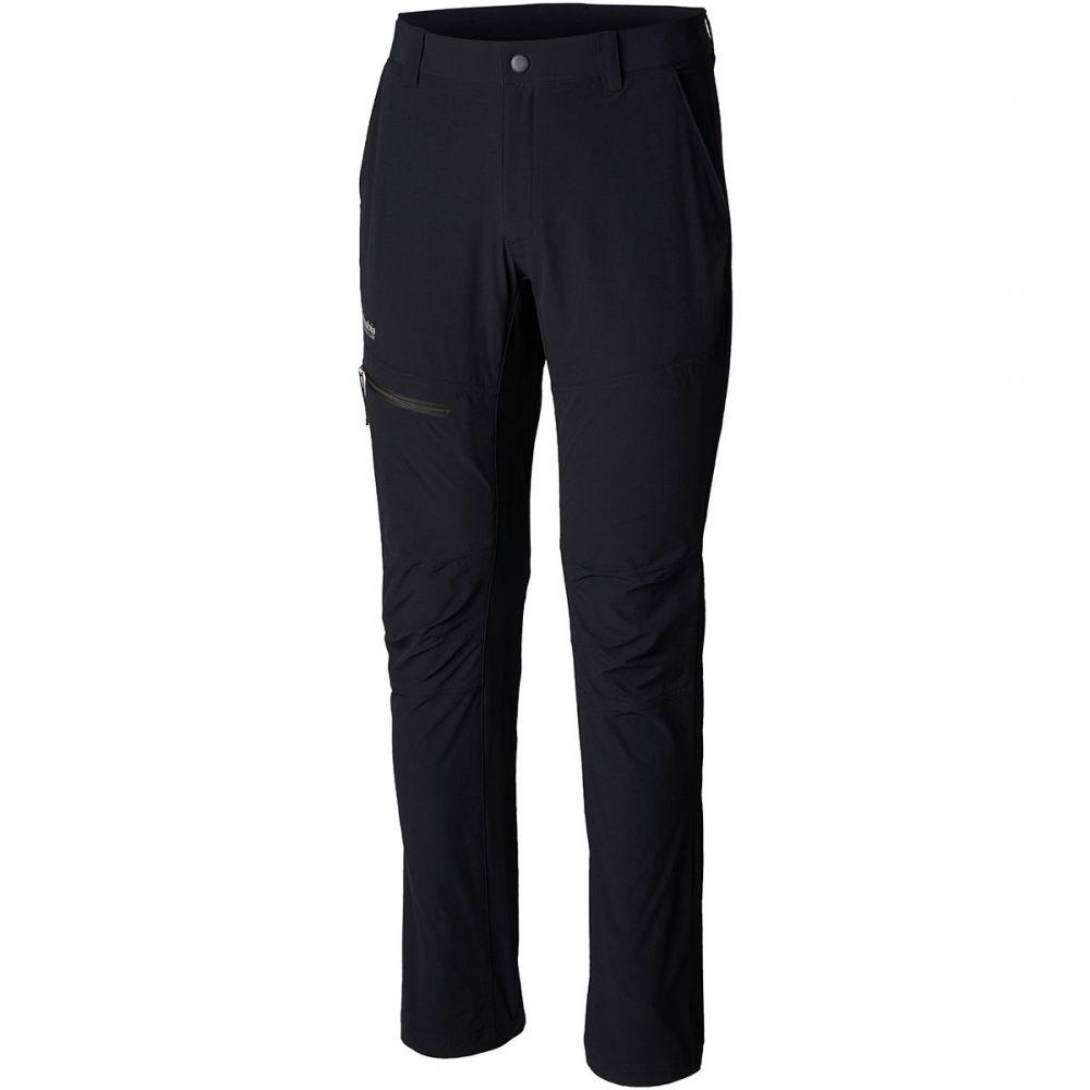 コロンビア Columbia メンズ ハイキング・登山 ボトムス・パンツ【Titanium Featherweight Hike Pants】Black