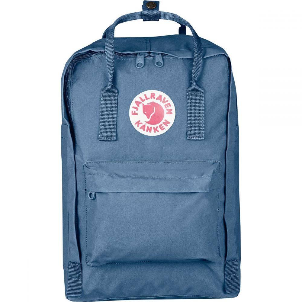 フェールラーベン Fjallraven レディース バッグ パソコンバッグ【Kanken 15in Laptop Backpack】Blue Ridge