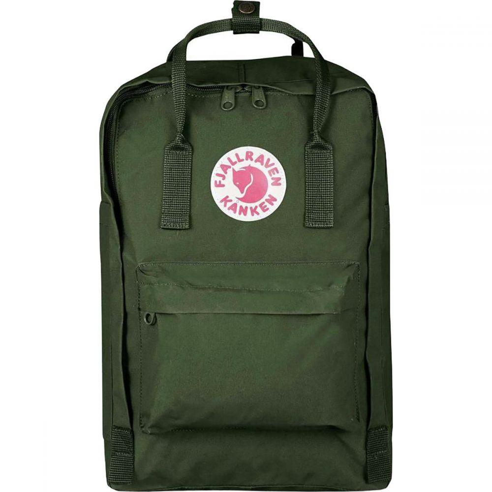 フェールラーベン Fjallraven レディース バッグ パソコンバッグ【Kanken 15in Laptop Backpack】Deep Forest