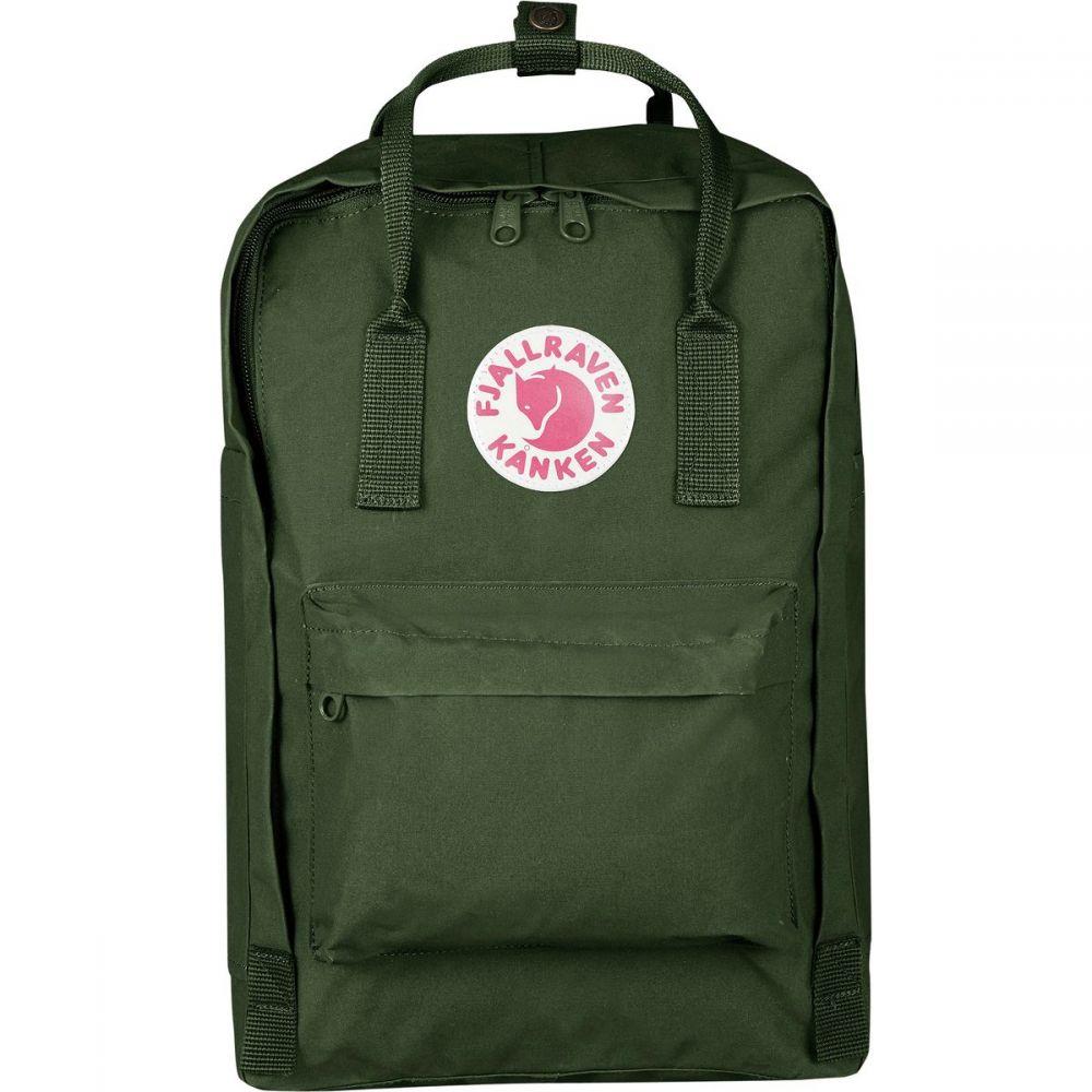 フェールラーベン Fjallraven レディース バッグ パソコンバッグ【Kanken 15in Laptop Backpack】Forest Green