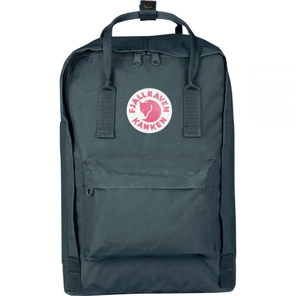 フェールラーベン Fjallraven レディース バッグ パソコンバッグ【Kanken 15in Laptop Backpack】Graphite