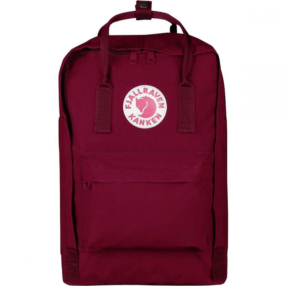フェールラーベン Fjallraven レディース バッグ パソコンバッグ【Kanken 15in Laptop Backpack】Plum