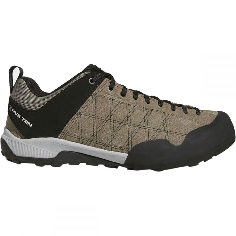 国内発送 ファイブテン Five Ten メンズ ハイキング ファイブテン・登山 Ten シューズ Four・靴【Guide Tennie Approach Shoes】Simple Brown/Black/Grey Four, entotsu:0ed8696c --- totem-info.com