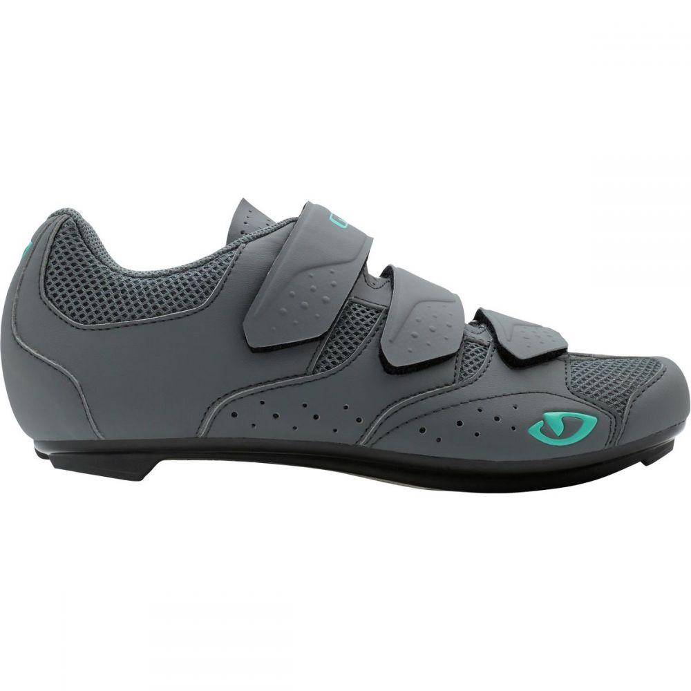ジロ Giro レディース 自転車 シューズ・靴【Techne Cycling Shoe】Titanium/Glacier