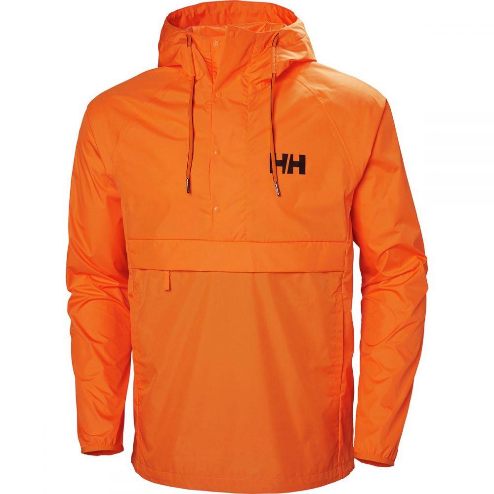 ヘリーハンセン Helly Hansen メンズ アウター レインコート【Loke Packable Anoraks】Blaze Orange