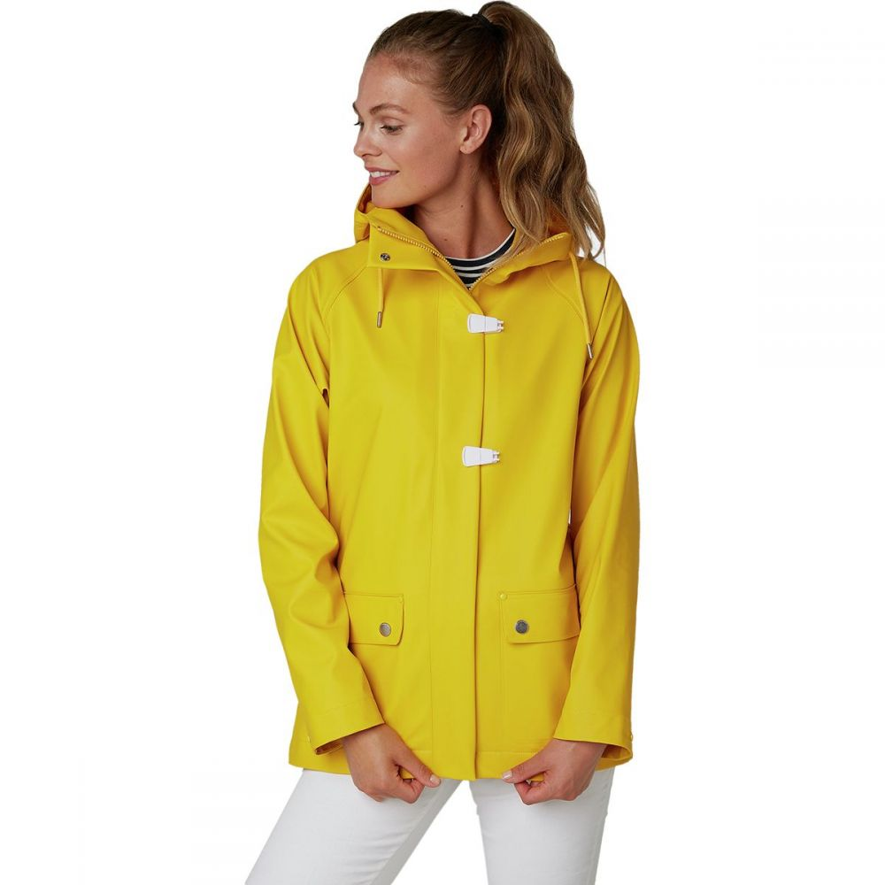 ヘリーハンセン Helly Hansen レディース アウター レインコート【Jeloey Jacket】Essential Yellow