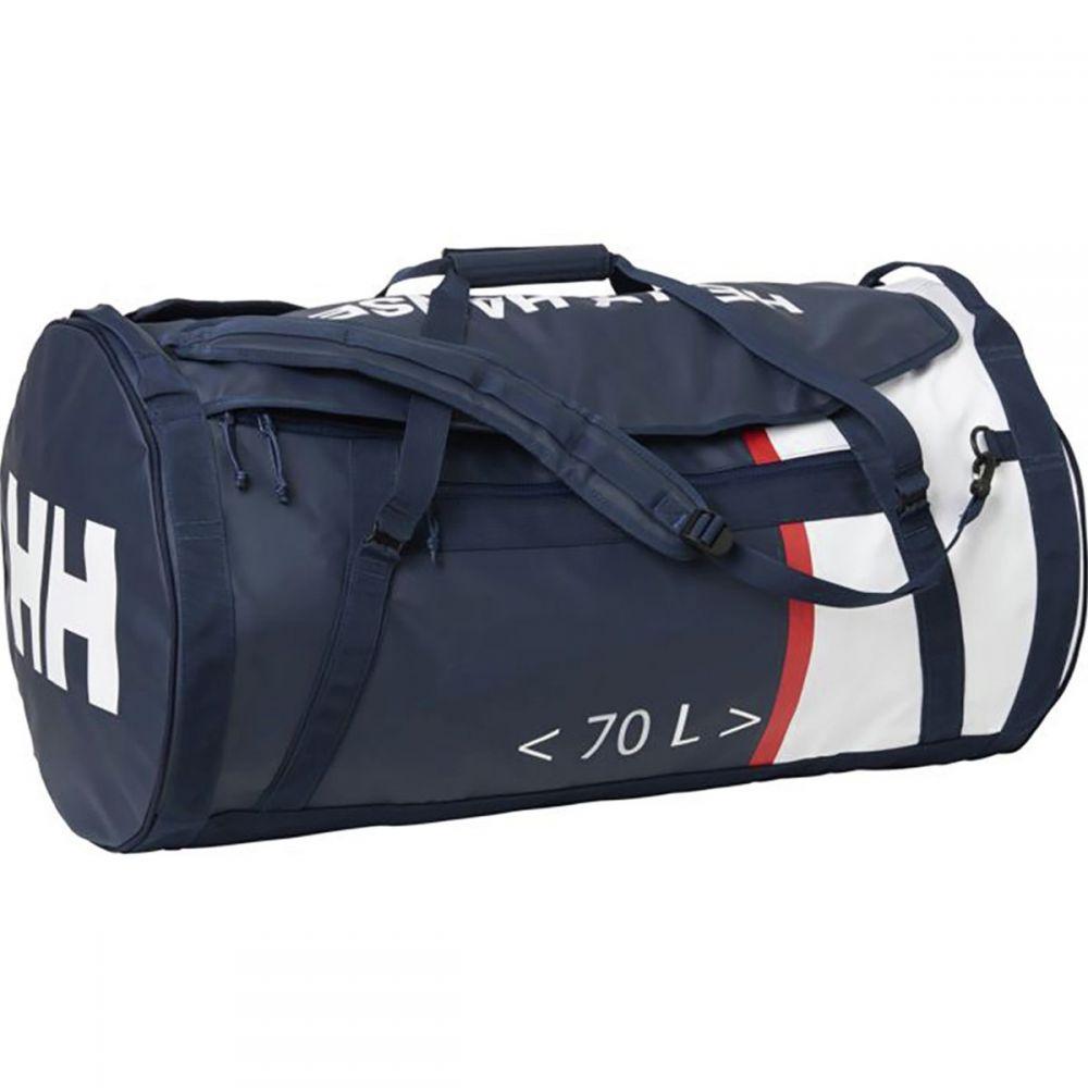 ヘリーハンセン Helly Hansen レディース バッグ ボストンバッグ・ダッフルバッグ【Duffel Bag 2 70L】Evening Blue