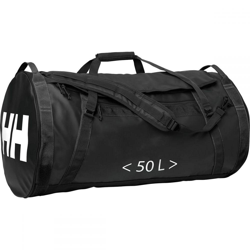 ヘリーハンセン Helly Hansen レディース バッグ ボストンバッグ・ダッフルバッグ【Duffel Bag 2 50L】Black